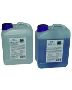 GT GQM-4000 Gel 4000ml in 2 x 2 Litre Canister