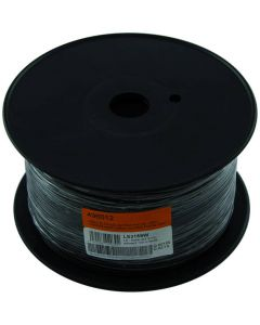 Televes LS215SW LS Cable 2 x 1.5 mm Black 100 m Spool