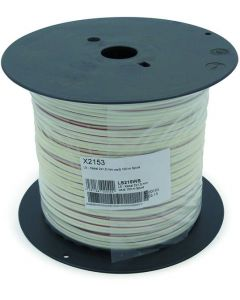 Televes LS215WS LS Cable 2 x 1.5 mm White 100 m Spool